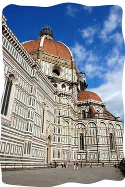 Toscana - Dom in Florenz